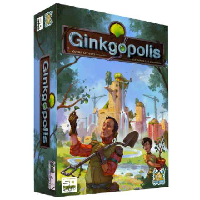Ginkgopolis TABLERUM