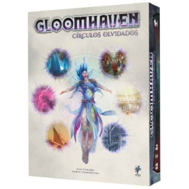 Gloomhaven: Círculos Olvidados TABELRUM