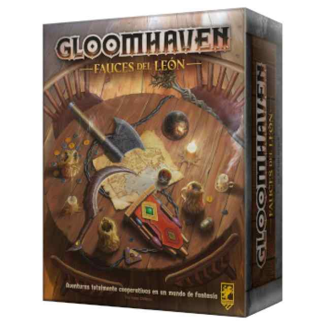 Gloomhaven: Fauces de León TABLERUM
