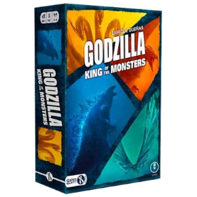 Godzilla The King of the Monsters TABLERUM
