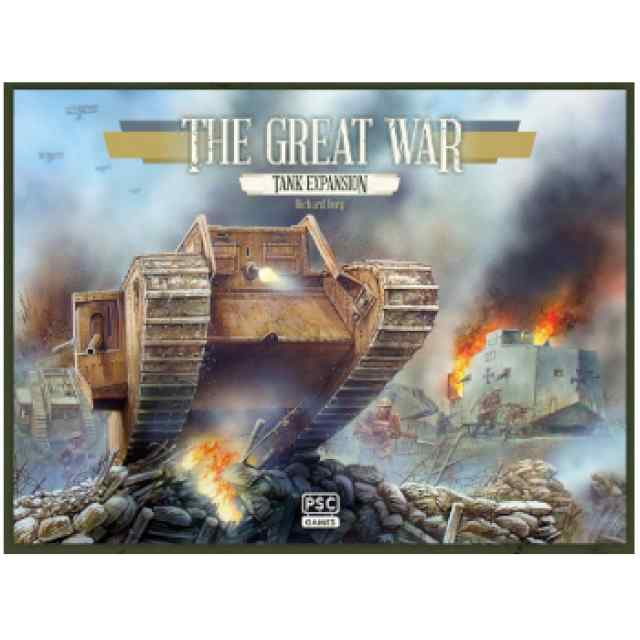 La Gran Guerra: Tank Expansion TABLERUM