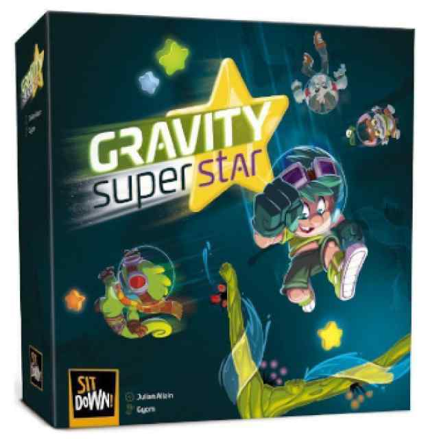 Gravity Super Star TABLERUM
