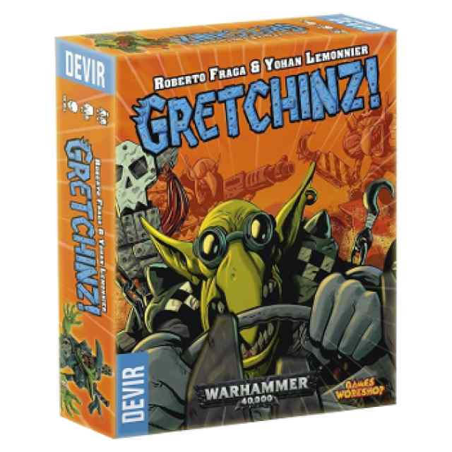 Gretchinz! TABLERUM