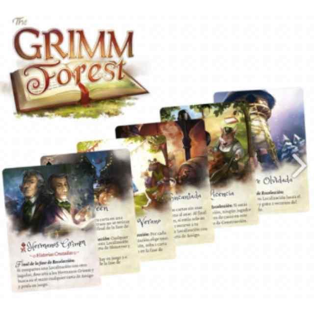 The Grimm Forest: Cartas Promo TABLERUM
