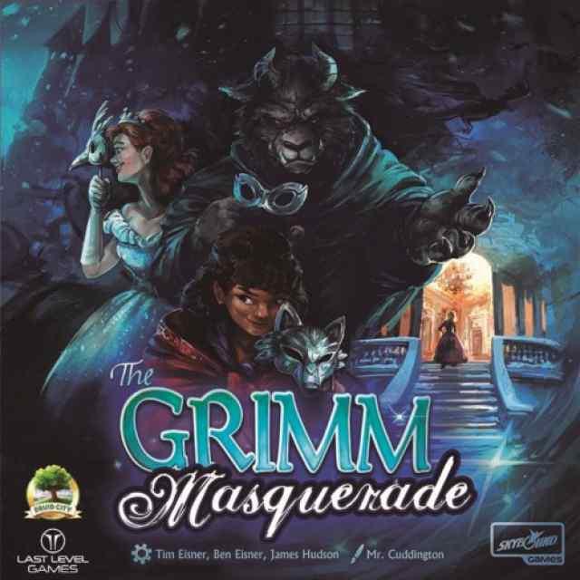 The Grimm Masquerade TABLERUM
