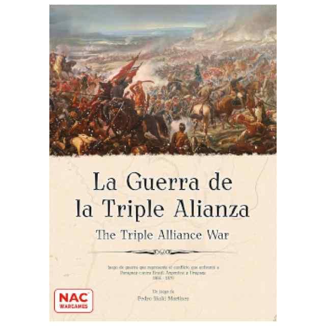 La Guerra de la Triple Alianza TABLERUM