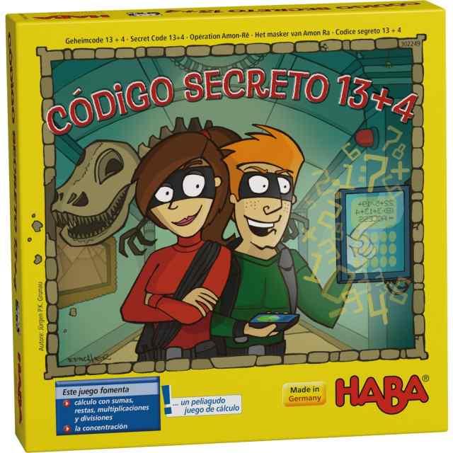 código secreto de haba