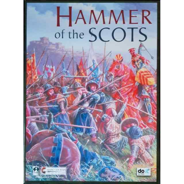 Hammer of the Scots TABLERUM
