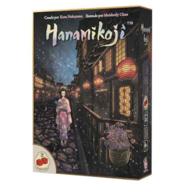 Hanamikoji TABLERUM