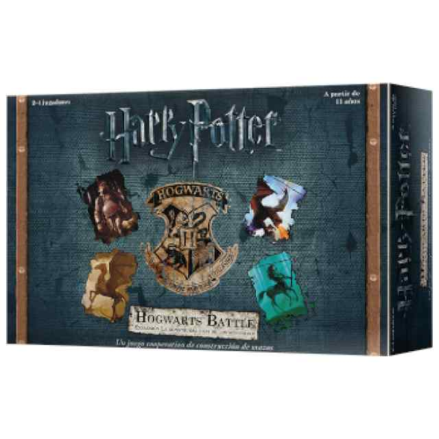 Harry Potter: Hogwarts Battle: La monstruosa caja de los monstruos TABLERUM