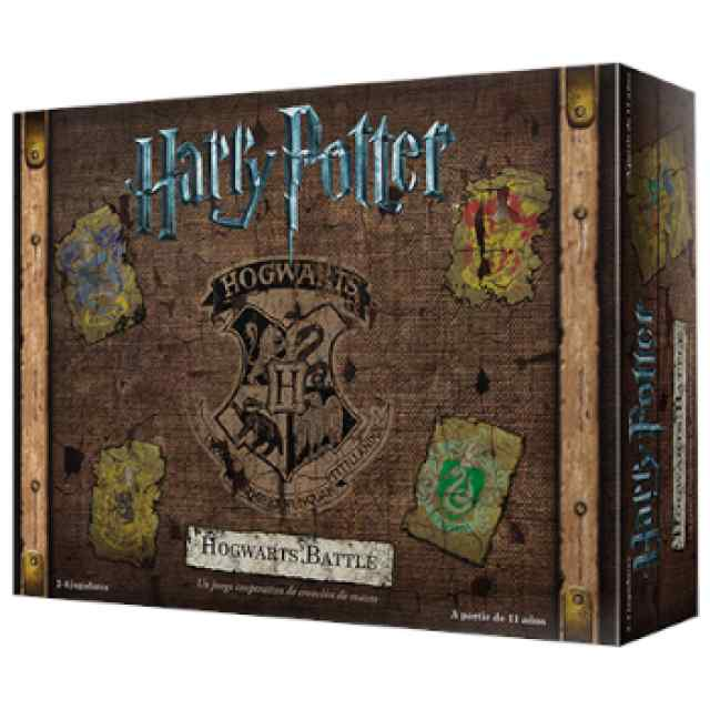 Harry Potter: Hogwarts Battle TABLERUM
