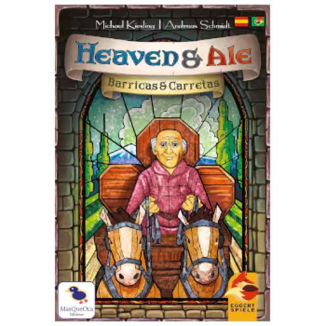 Heaven & Ale: Barricas y Carretas TABLERUM