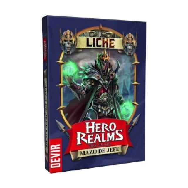 Hero Realms: Jefe Liche TABLERUM