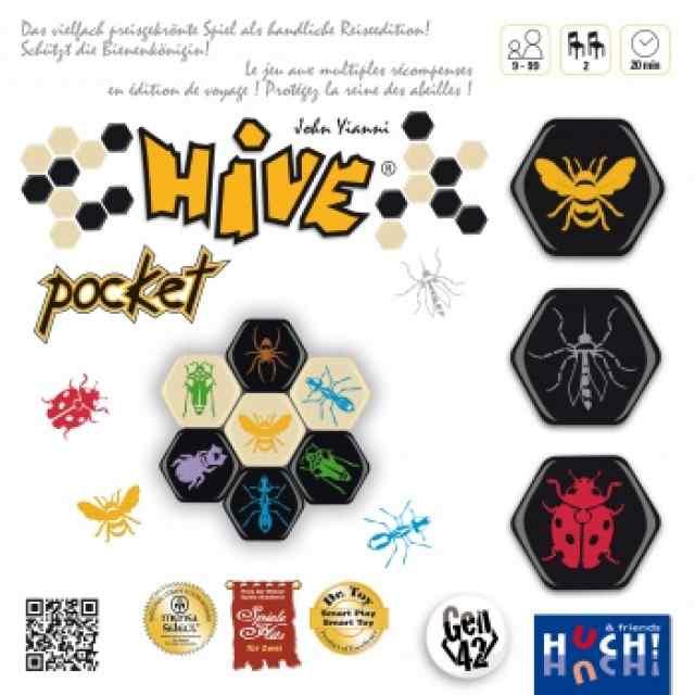 Hive Pocket (Alemán/Francés) TABLERUM