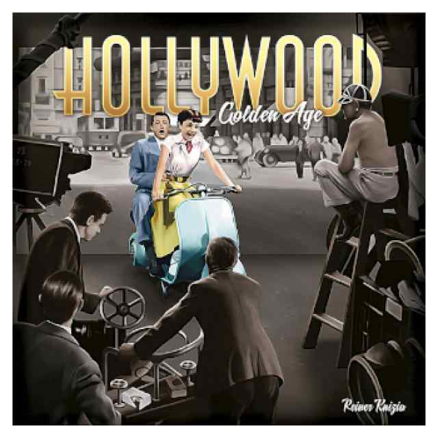 Hollywood Golden Age TABLERUM
