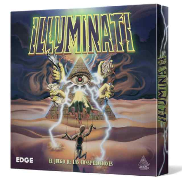 COMPRAR Illuminati