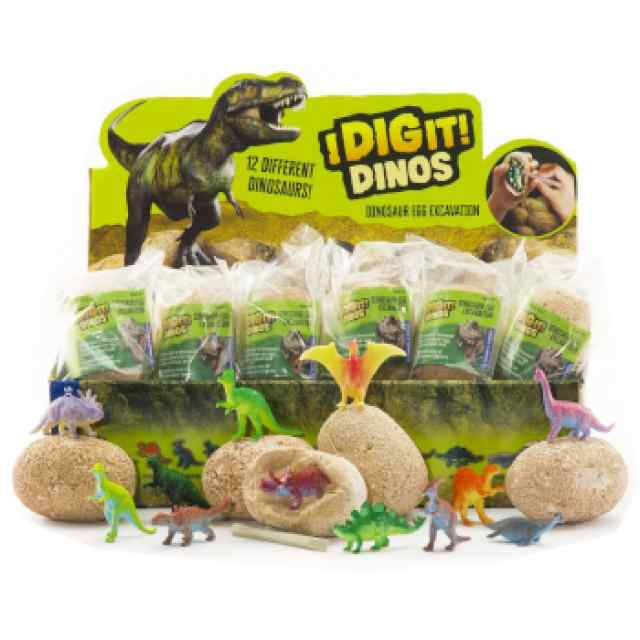 I Dig It! Dinos: Huevos de Dinosaurio TABLERUM