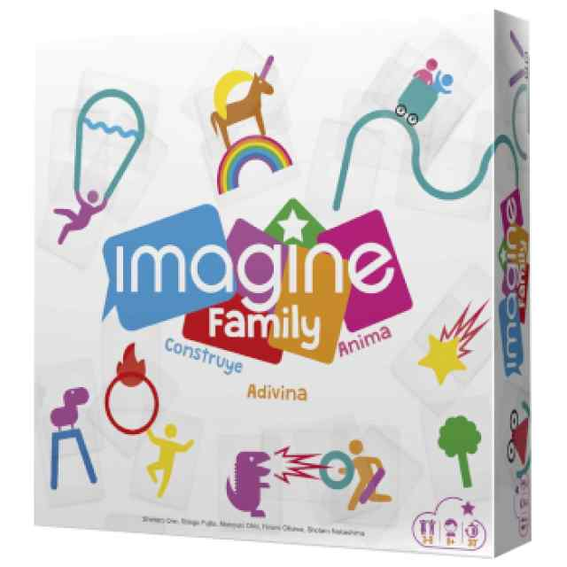 Imagine Family TABLERUM