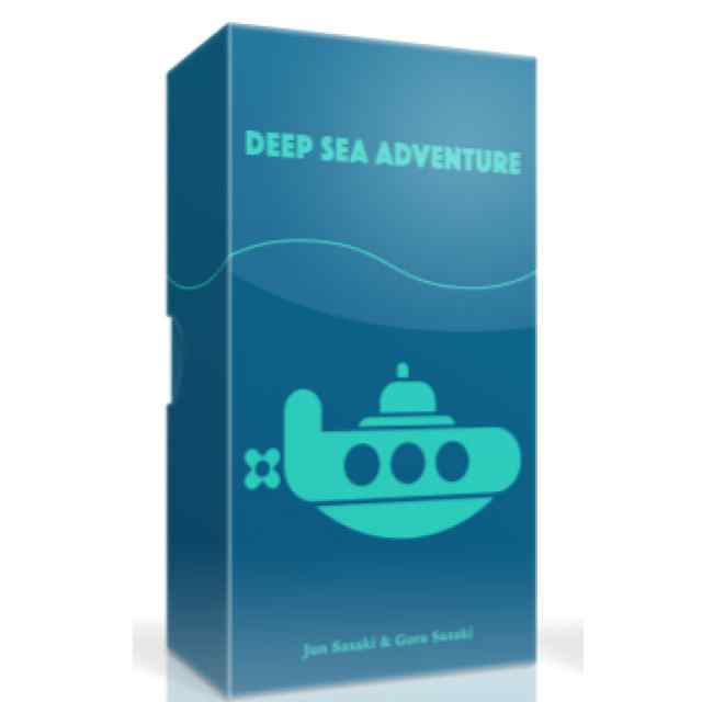 Deep Sea Adventure TABLERUM