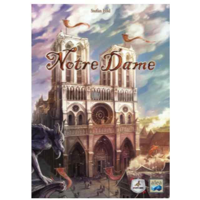 Notre Dame: Edición 10º Aniversario TABLERUM