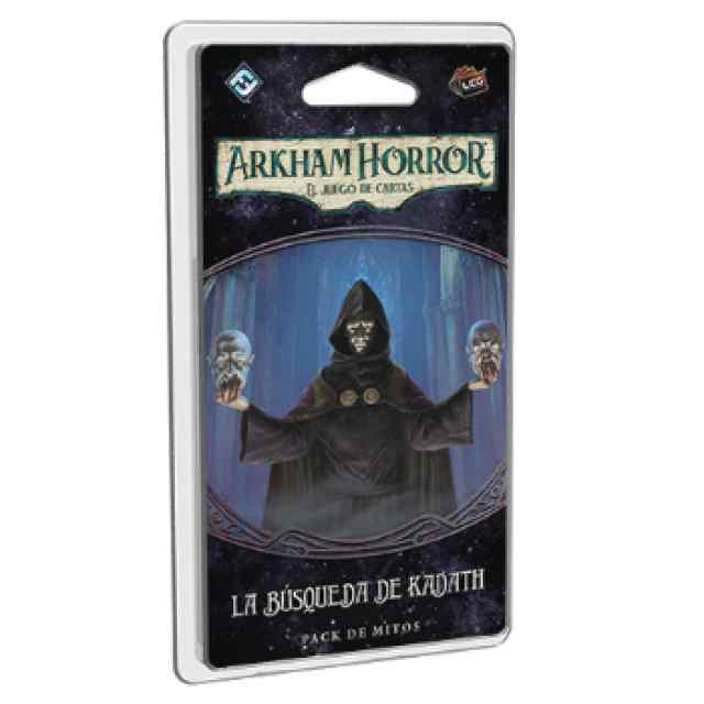 Arkham Horror (LCG): La Búsqueda de Kadath TABLERUM