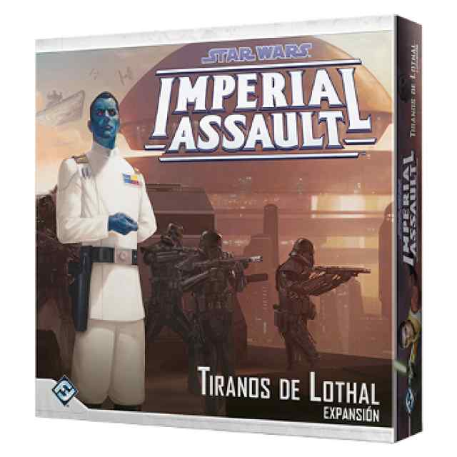 Imperial Assault: Tiranos de Lothal TABLERUM