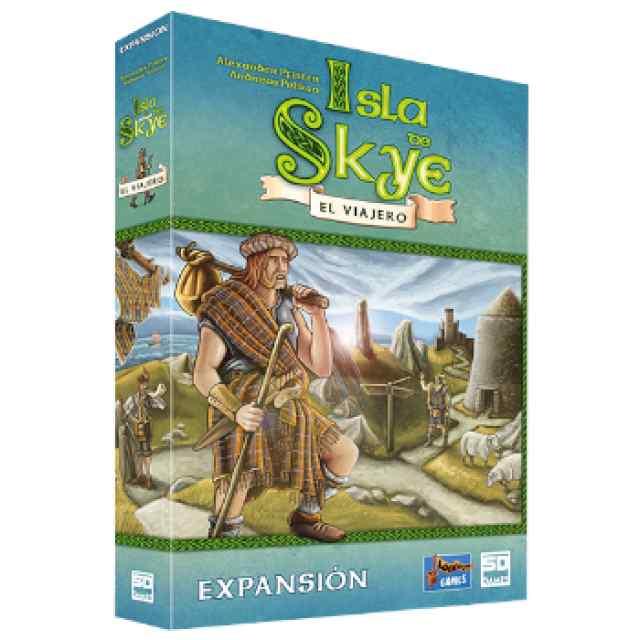 Isla de Skye: El Viajero TABLERUM