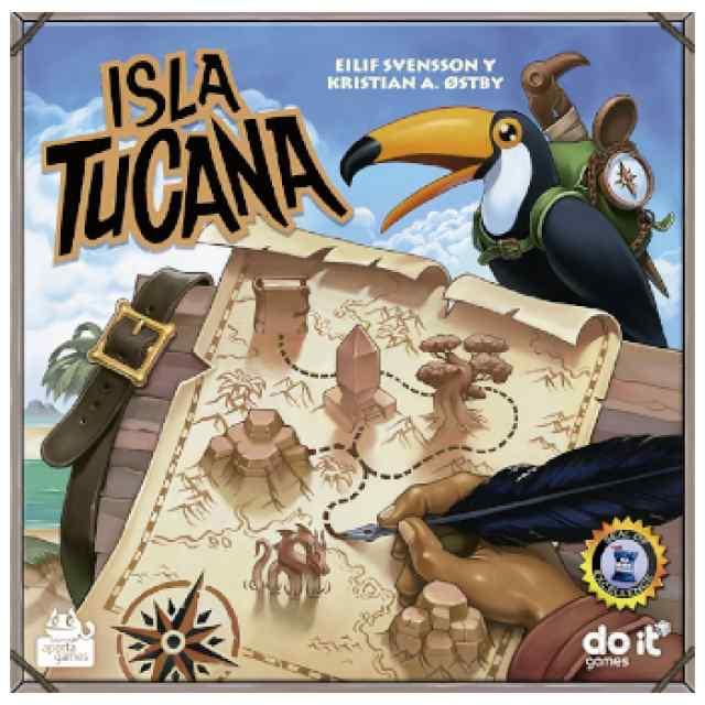Isla Tucana TABLERUM