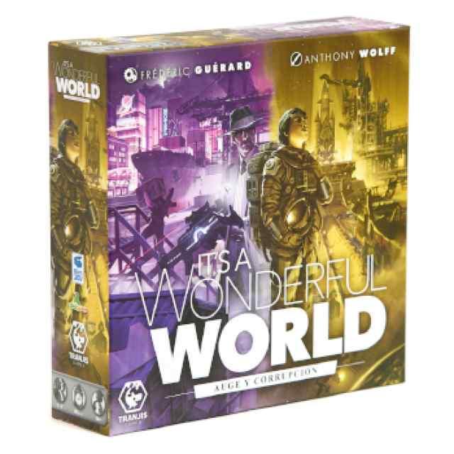 It's a Wonderful World: Auge y Corrupción TABLERUM