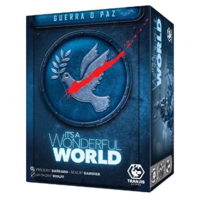 It's a Wonderful World: Guerra o Paz TABLERUM