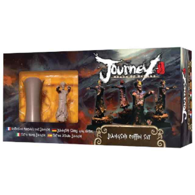 Journey: La ira de los demonios : Set de Ataúd Jiangshi TABLERUM