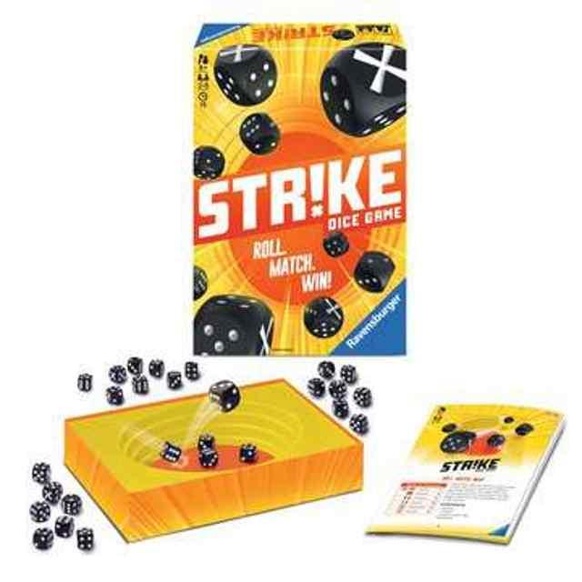 juego de mesa strike