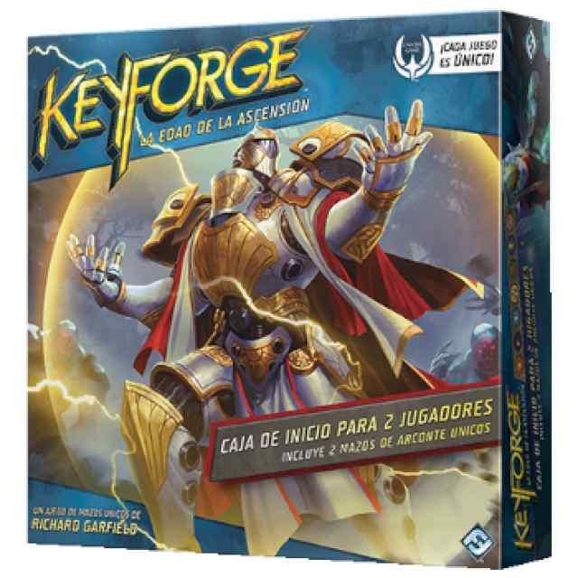 Keyforge: Caja de Inicio: La Edad de la Ascensión TABLERUM
