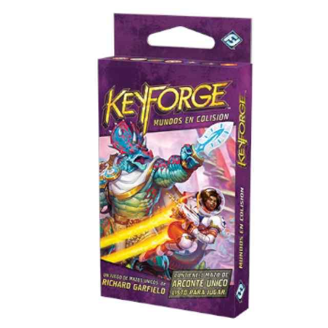 Keyforge: Mundos en Colisión:  Mazo de Arconte TABLERUM