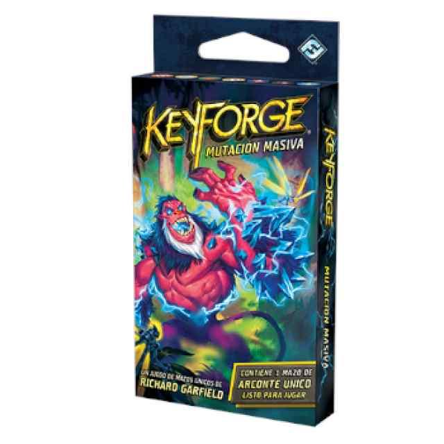 Keyforge: Mutación Masiva: Mazo de Arconte TABLERUM