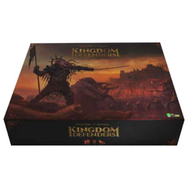 Kingdom Defenders TABLERUM