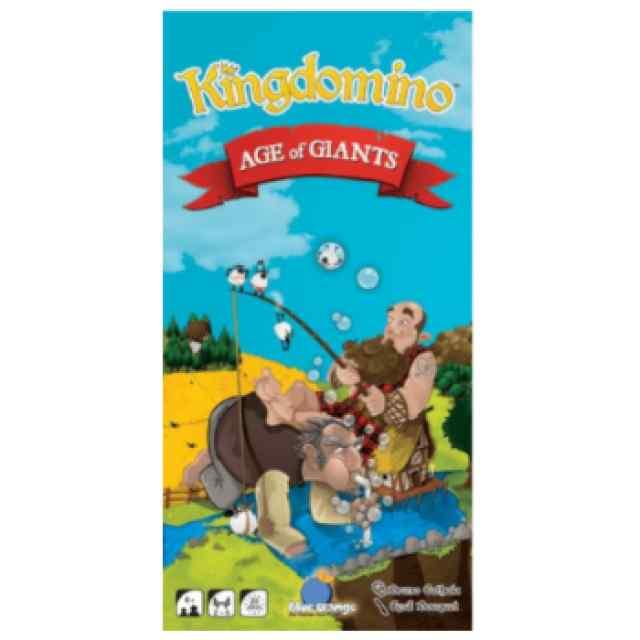 Kingdomino: Age of Giants TABLERUM