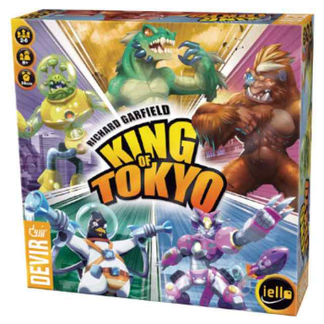 king of tokyo TABLERUM
