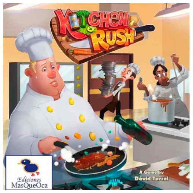 Kitchen Rush TABLERUM