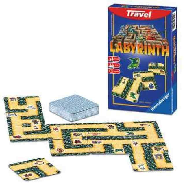 juego de cartas labyrinth