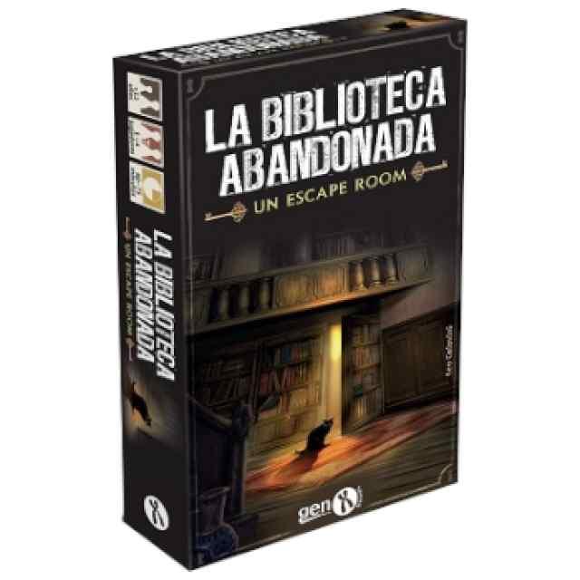 La Biblioteca Abandonada TABLERUM