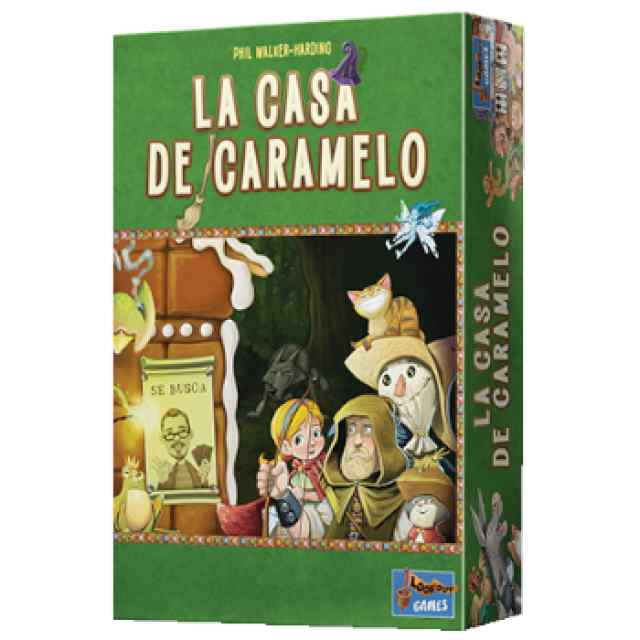 La Casa de Caramelo TABLERUM