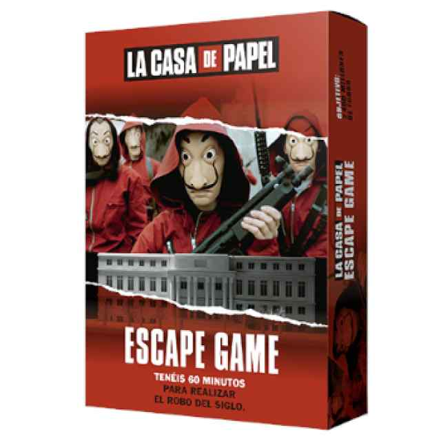 La Casa de Papel Escape Game TABLERUM