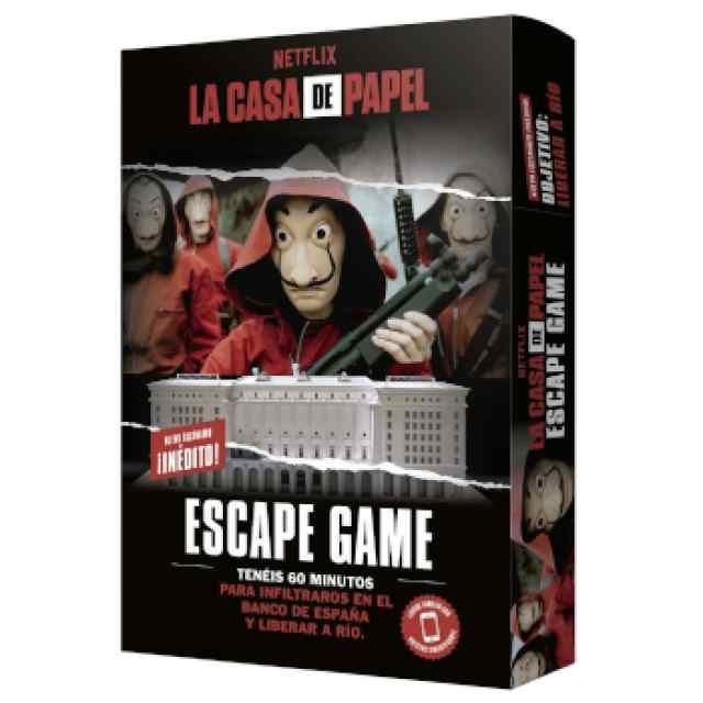 La Casa de Papel: Escape Game 2 TABLERUM