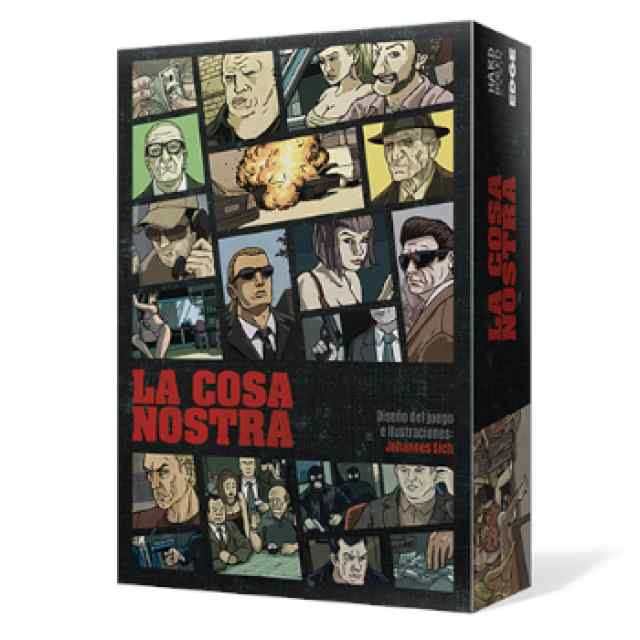 La Cosa Nostra TABLERUM