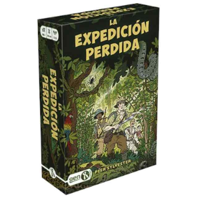 La Expedición Perdida TABLERUM
