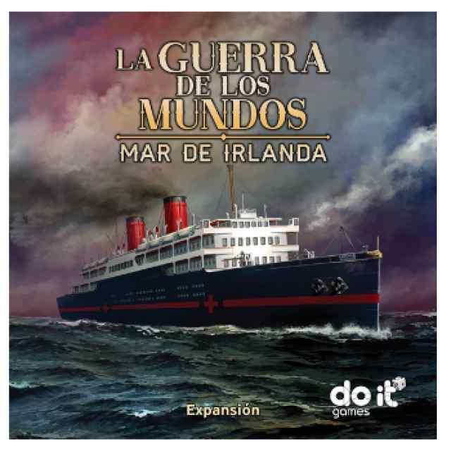 La Guerra de los Mundos: Mar de Irlanda TABLERUM