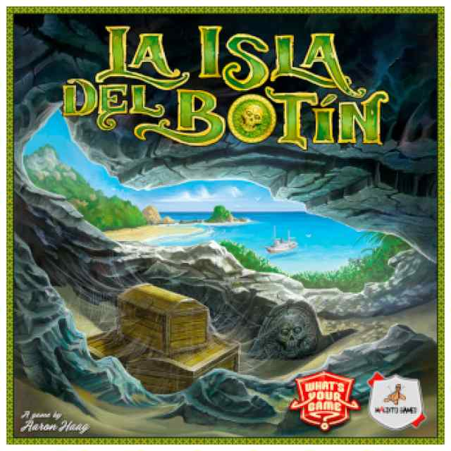 La Isla del Botín TABLERUM