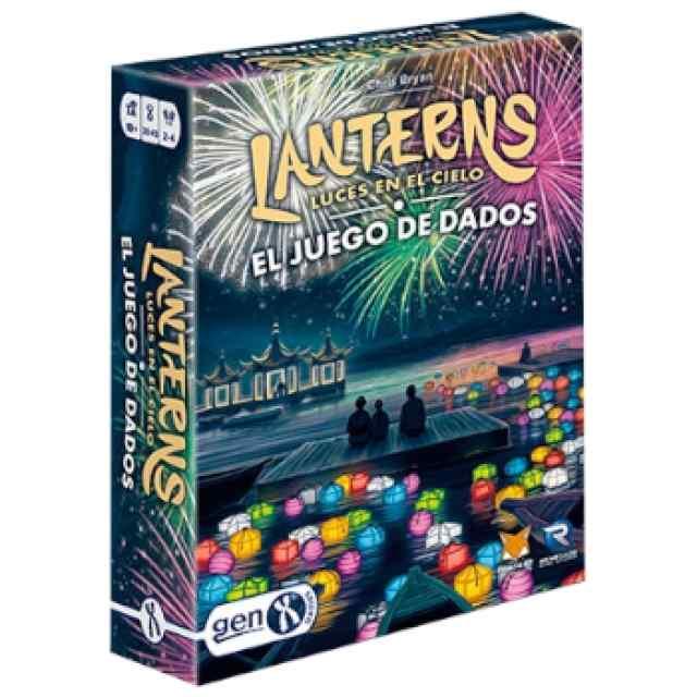 Lanterns: Luces en el Cielo TABLERUM