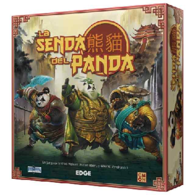 La Senda del Panda TABLERUM